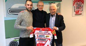 Pelucchi lascia la Bora hansgrohe e nel 2019 correrà con la Androni Sidermec
