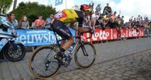 Gilbert vincitore di una edizione del Giro delle Fiandre