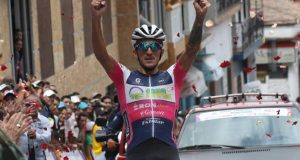 Monsalve alla Vuelta al Tachira